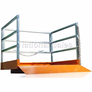 Picture of Forklift Goods Cage 1500mm